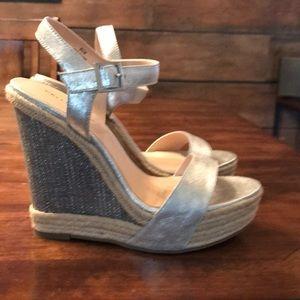 PELLE MODA Wedge sandals